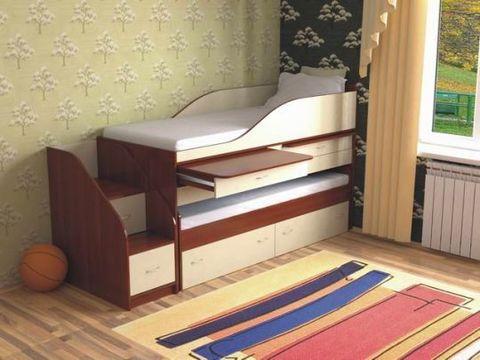 Кровать-трансформер для малогабаритной квартиры – современные модели и их реализация (110 фото)