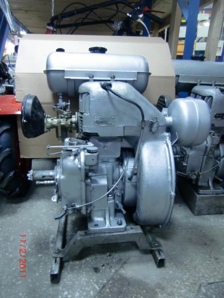 Выбор и установка двигателя на мотоблок «урал»