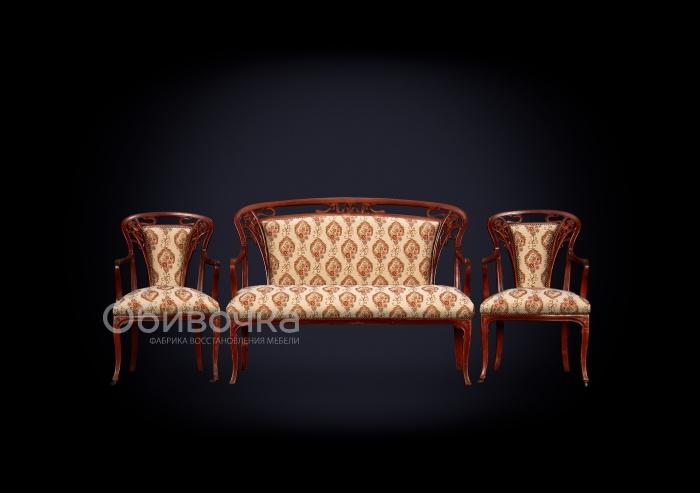 Обивка стула: пошаговый мастер-класс