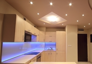 светильники потолочные для натяжных потолков