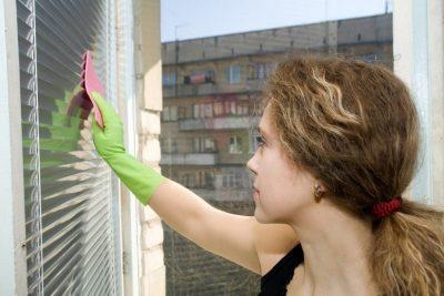 Как постирать тканевые вертикальные жалюзи дома в стиральной машине?