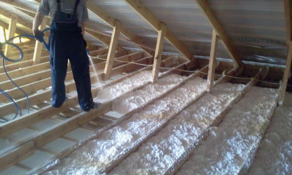 Утепление дачного дома своими руками: теплоизоляция дачи изнутри и снаружи