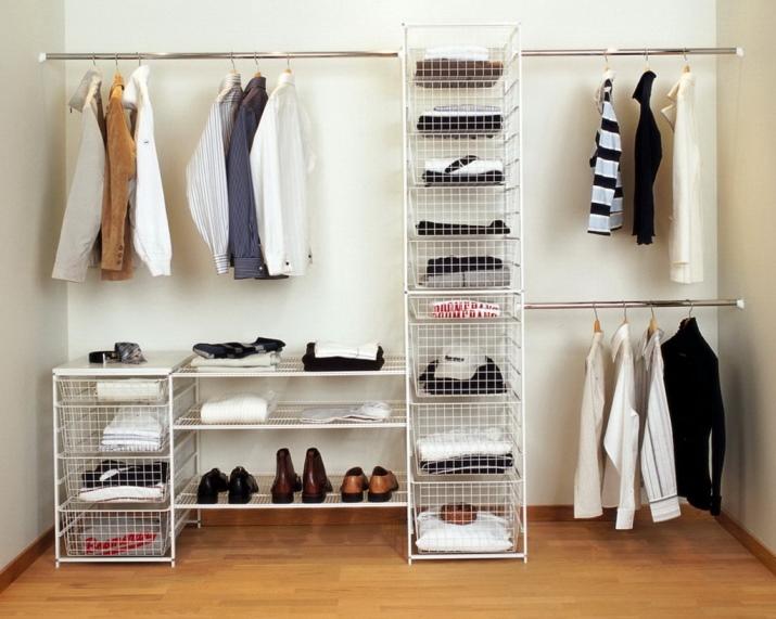 гардеробные системы на заказ