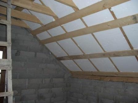 Выбираем утеплитель для стен изнутри на даче