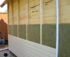 Утепление деревянного бревенчатого дома снаружи | как утеплить сруб из бревна изнутри