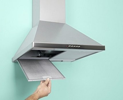 Установка вытяжки на кухне своими руками