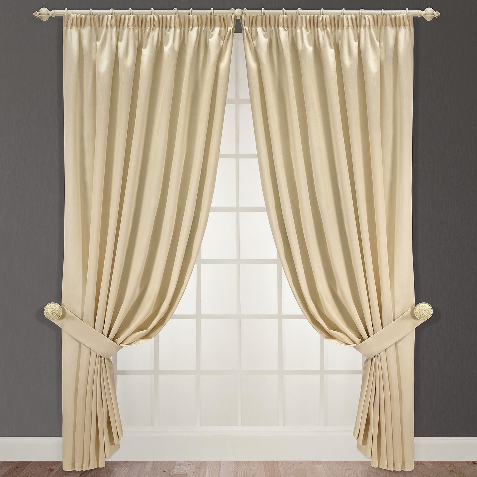 Шторы на петлях: как сделать петельки на шторы вручную, мастер-класс по пошиву занавески своими руками