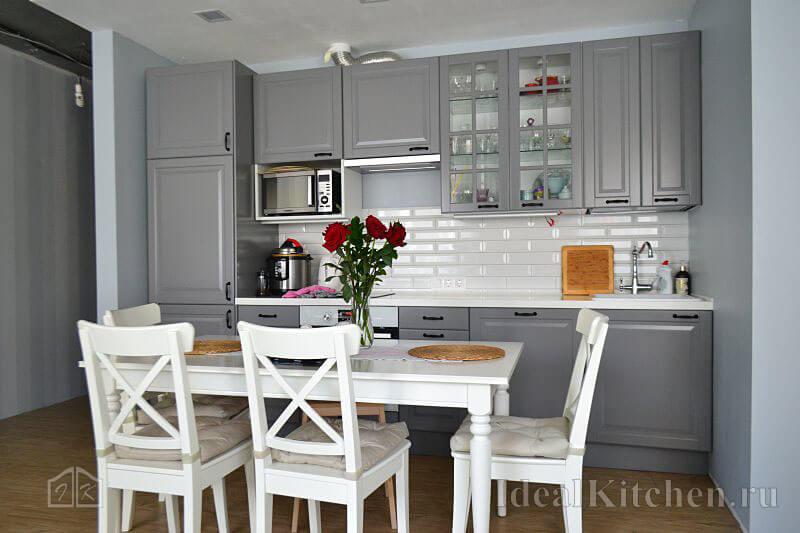 икеа стол кухонный круглый