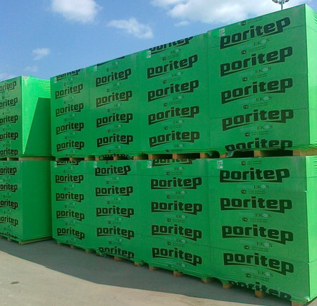Характеристики автоклавного ячеистого бетона poritep | производитель газобетонных блоков poritep