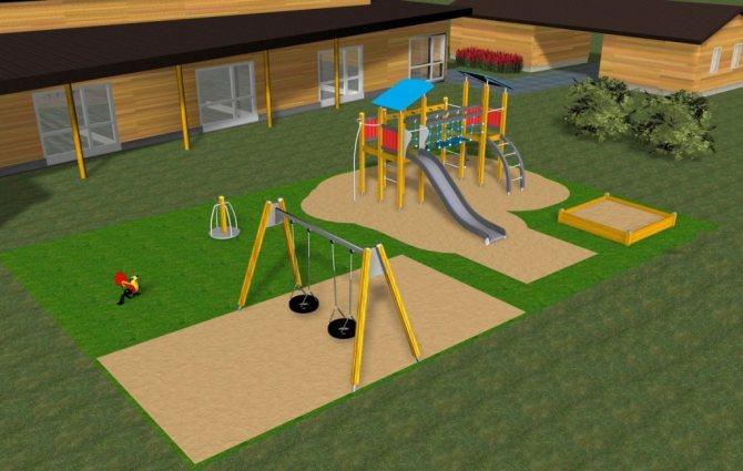 17 увлекательных детских площадок в столице