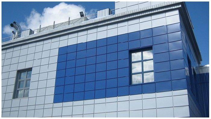 Монтаж навесных вентилируемых фасадов (вентфасадов) – технология устройства + фото-видео