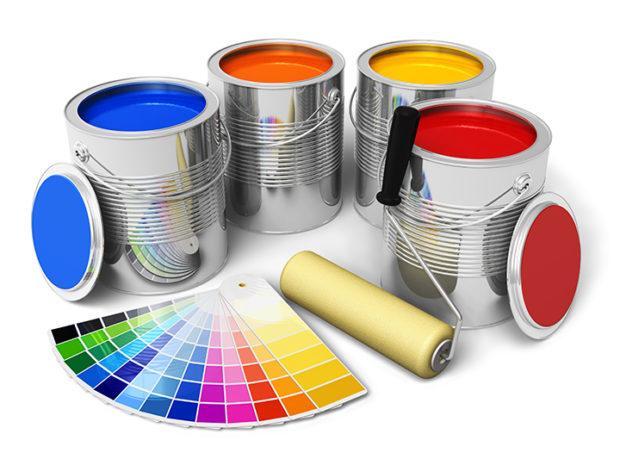 Покраска пола: какую лучше выбрать белую и черную краску и трафареты для старого напольного покрытия в квартире, каким валиком лучше красить, как быстро высушить пол после покраски