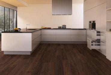 Дизайн плитки на кухне +56 фото оформления пола