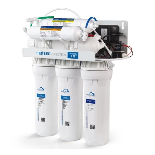 Как поменять фильтр для воды гейзер - домашний сантехник