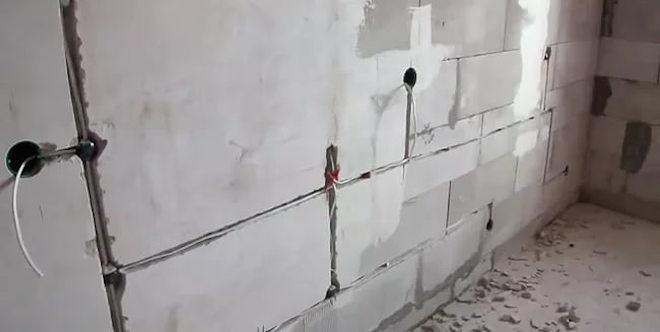Какие применяют виды электропроводок и способы прокладки? | техническая библиотека lib.qrz.ru