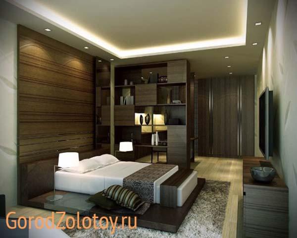 Мужская спальня (34 фото): стильный дизайн интерьера для молодого мужчины, спальня в стиле «минимализм»