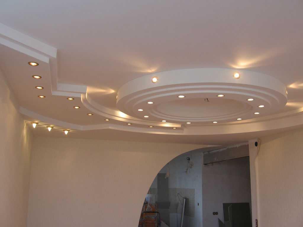потолок для дома