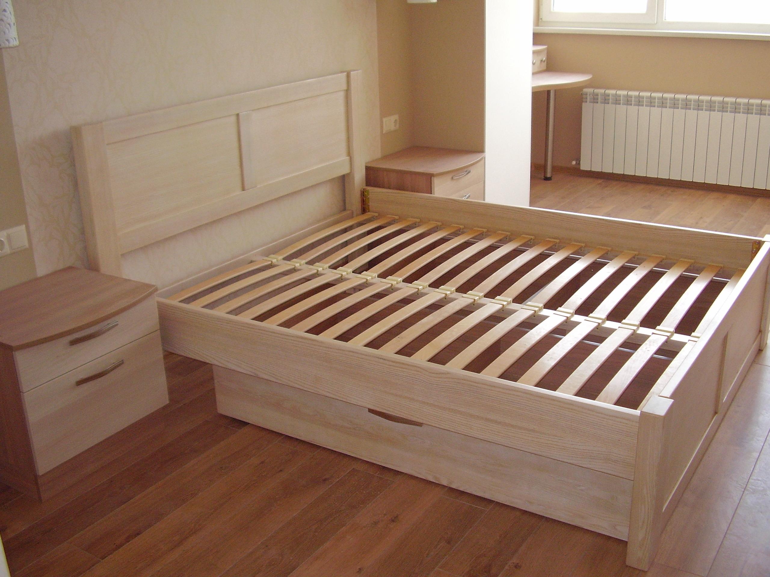 Ламели для кровати, что собой представляют, критерии выбора