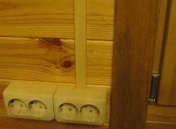 электромонтаж дома