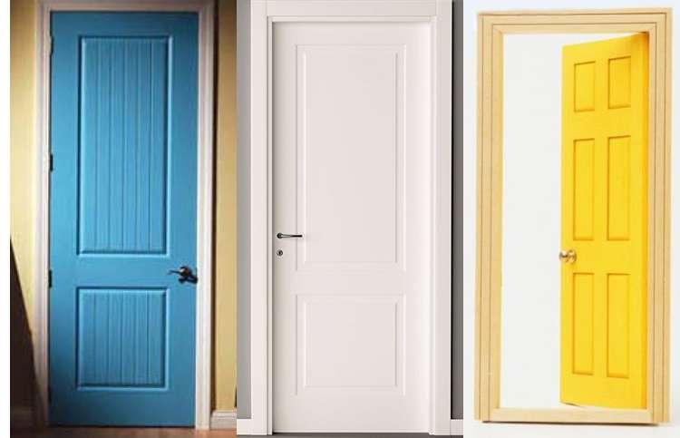 Как выбрать цвет межкомнатных дверей: дизайнерские приемы и рекомендации