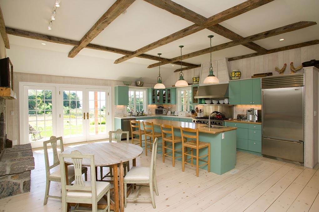 10 правил дизайна кухни-столовой в частном доме: от планировки до декора