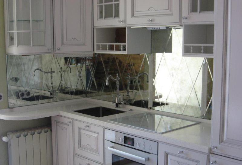 Панели для фартука на кухню
