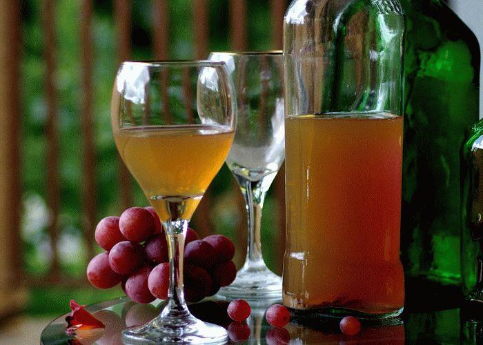 Самогон из винограда - винокрафт