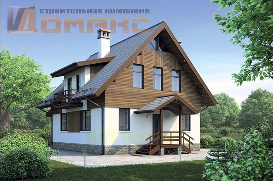 амбарный дом