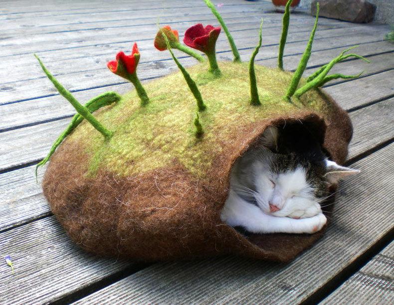Как сделать своими руками домик для кота и кошки: виды кошачьих домов (из коробки, другое), чертежи, размеры, инструкции, фото пошагово