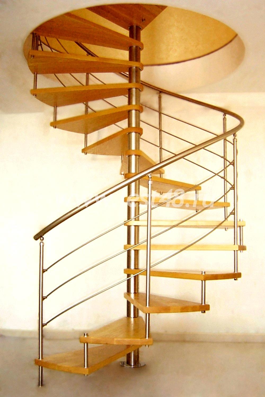 Лестница в частном доме на второй этаж: как выбрать лучший проект (фото)
