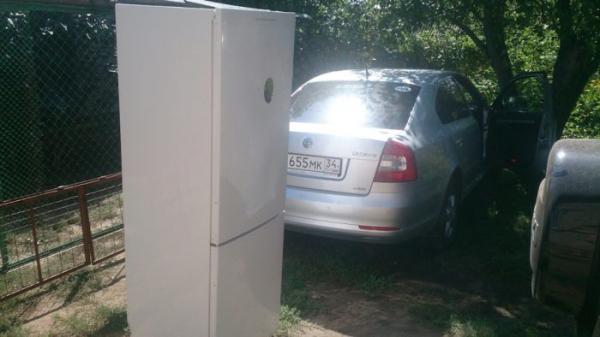 сдать холодильник за деньги москва