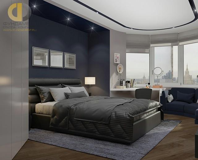 Мебель для спальни в современном стиле: гарнитур