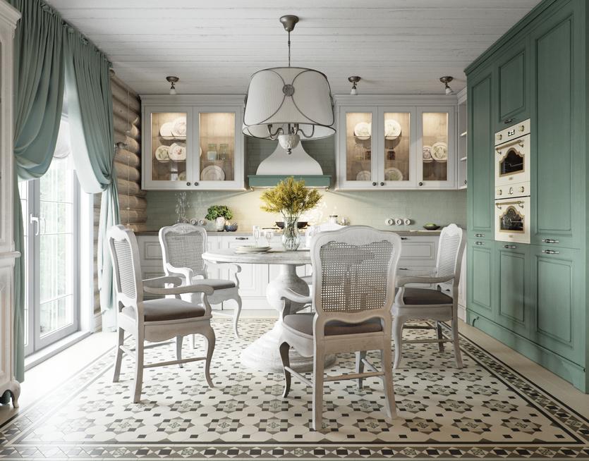 Стиль прованс в интерьере квартиры и дома: 10 основных правил + фото