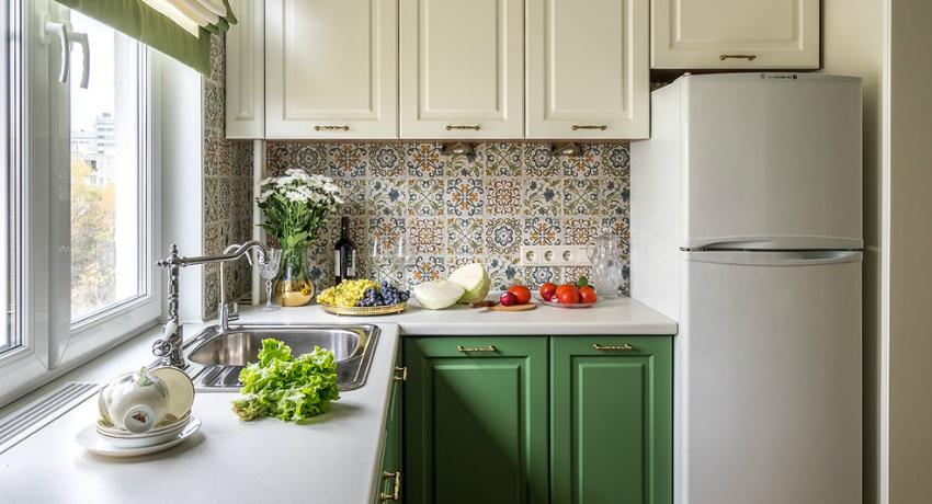 Варианты дизайна угловых кухонь