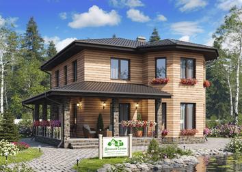 проекты домов двухэтажных