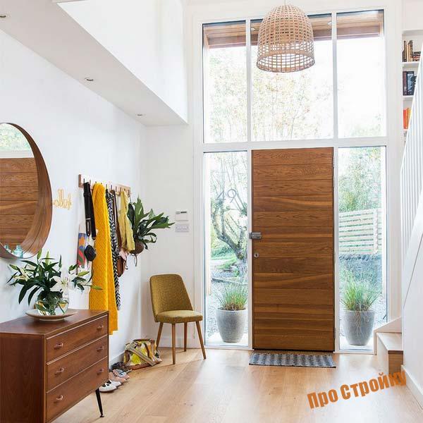 Дизайн прихожей в квартире в панельном доме: три вида ремонта