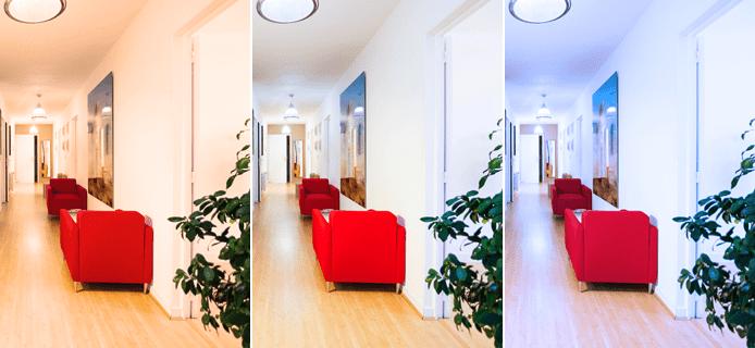 Как выбрать цветовую температуру правильно? инструкция + советы от профи!