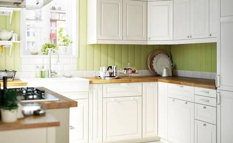 Подбор красивой кухни икеа: стильные решения