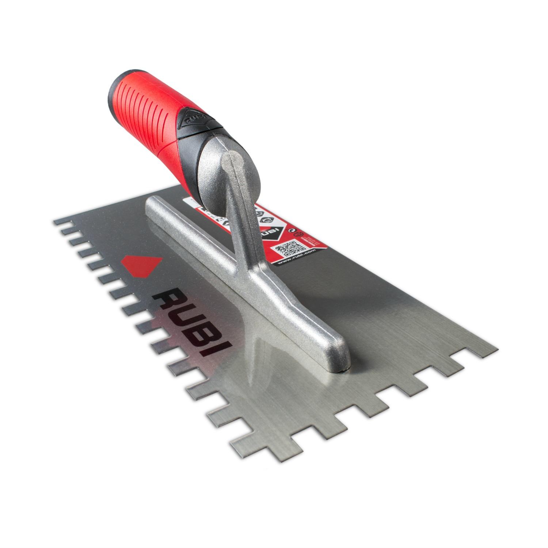 Гребенка для укладки плитки – критерии выбора зубчатого шпателя