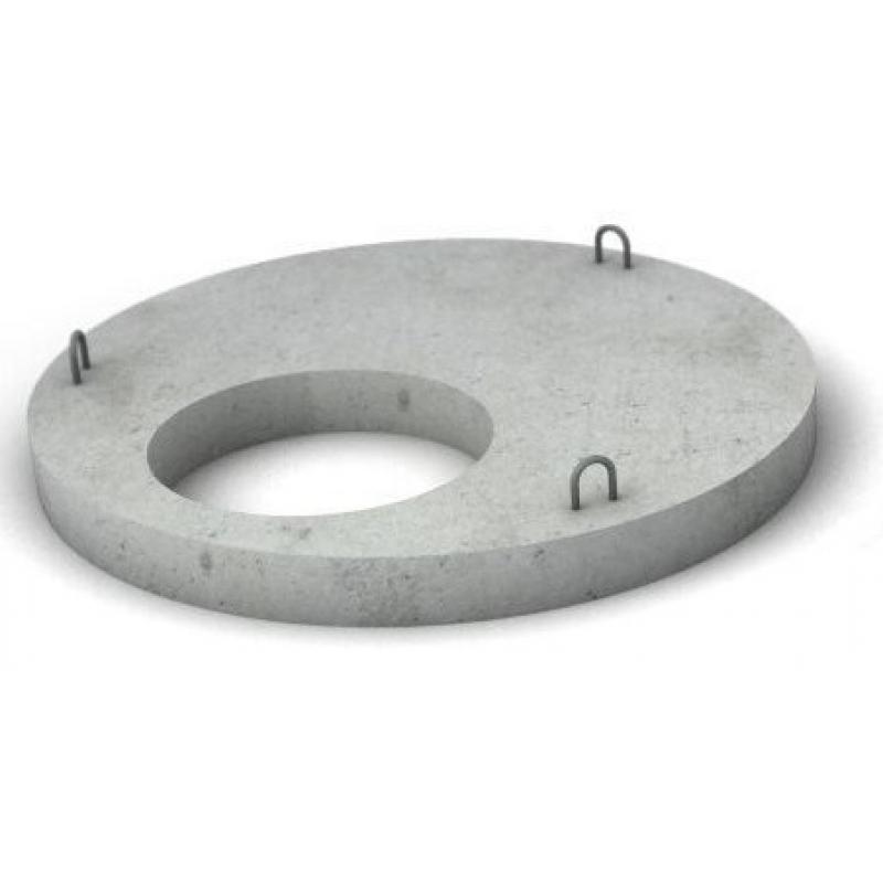 Кольца, днища, крышки колодцев