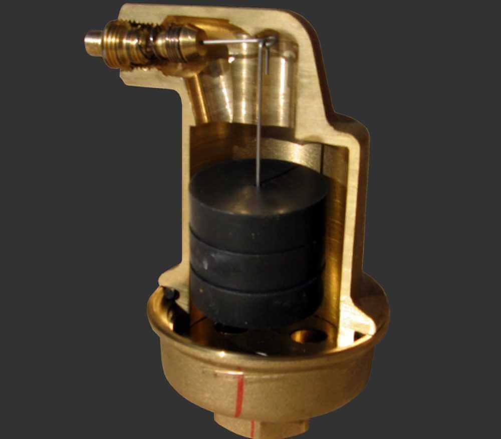 Воздухоотводчики для систем отопления - лучшее отопление