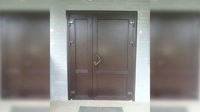 Шумоизоляция межкомнатных дверей