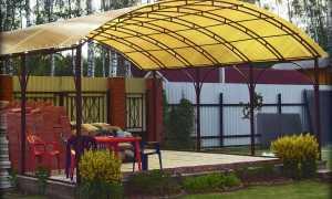 Достоинства и применение разных цветов поликарбоната