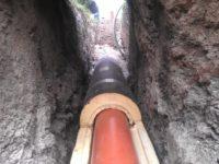 утеплитель для труб канализации 110 в земле