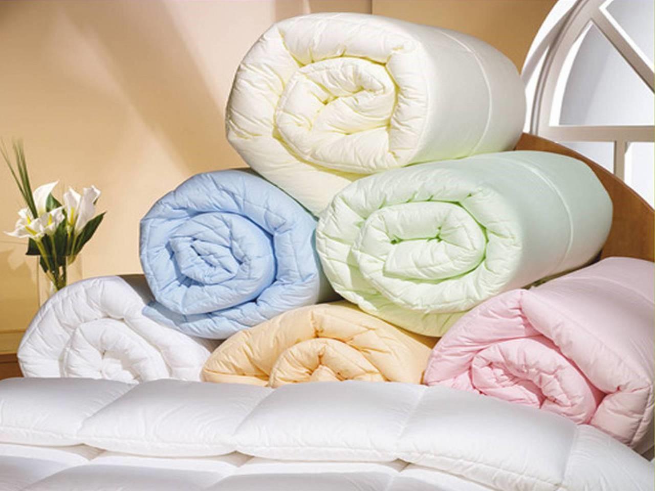 Какое одеяло лучше выбрать, с каким наполнителем?