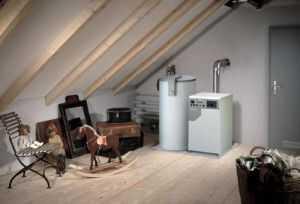 Дымоход для газового котла в частном доме: 4 вида