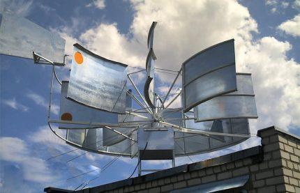 ветроэлектрогенератор