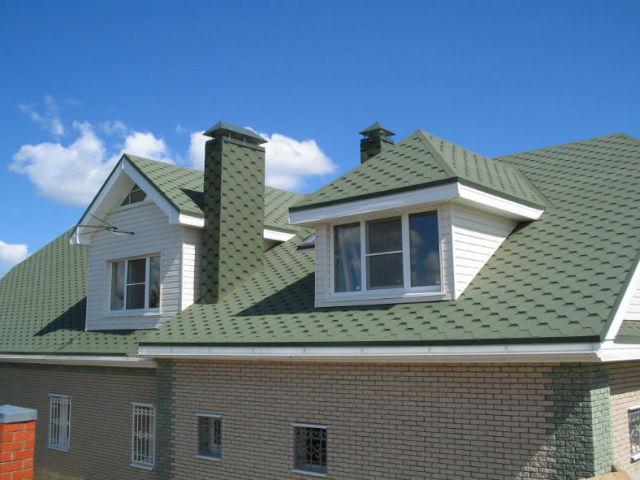 Простые крыши домов: 100 фото доступных вариантов