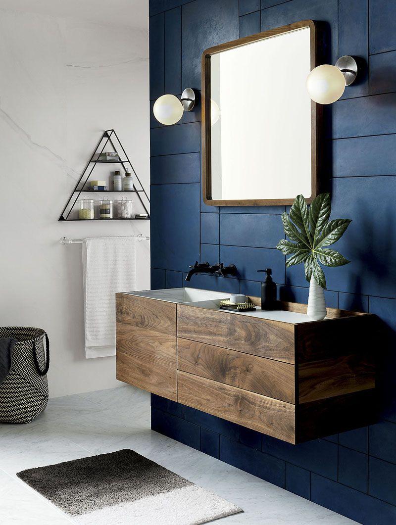 Ванная комната в частном доме: фото дизайна интерьера / zonavannoi.ru