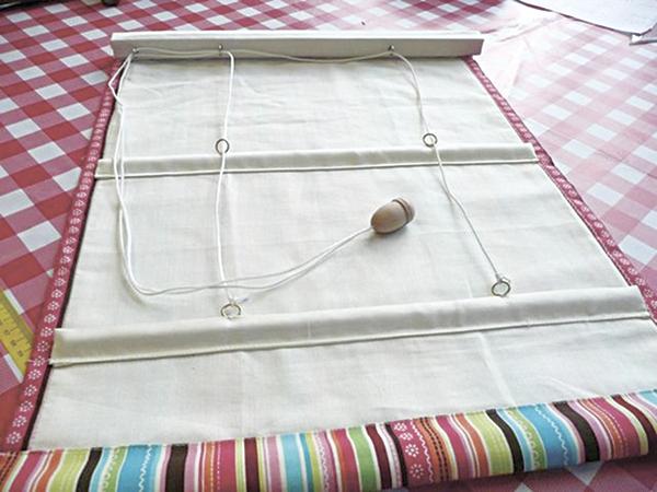 Римские шторы своими руками: пошаговая инструкция (100 фото) - мастер-классы